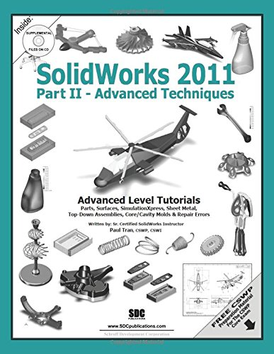 SolidWorks 2011 Part II - Advanced Techniques