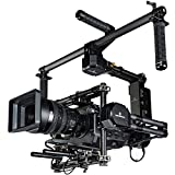 TiLTA MAX GR-T03 3-AXIS Gravity STABILIZED HANDHELD GIMBAL SYSTEM For Canon C100 C300 C500 MK II SONY FS7 FS5 F55 A7S Arri mini RED Weapon dragon EPIC Camera DJI Ronin M MX