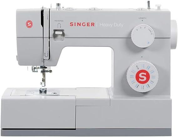SINGER Heavy Duty - Máquina de coser (Gris, Máquina de coser ...