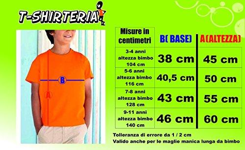 i Tutte by humor le nerd Tshirt love tshirteria nero taglie v1dwq77