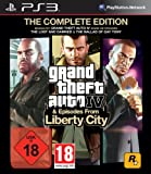 Grand Theft Auto IV & Episodes from Liberty City - The Complete Edition - [PlayStation 3]
