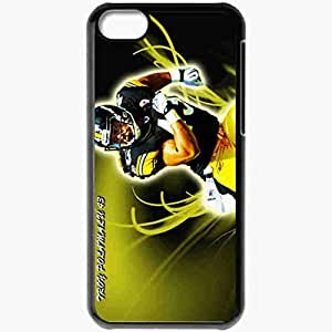 Personalized iPhone 6 4.7 Cell phone Case/Cover Skin 14426 4.7 steelers wp 45 sm Black