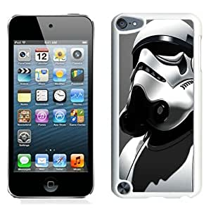 Hot Sale And Popular iPod Touch 5 Case Designed With Star Wars Stormtrooper White iPod Touch 5 Phone Case