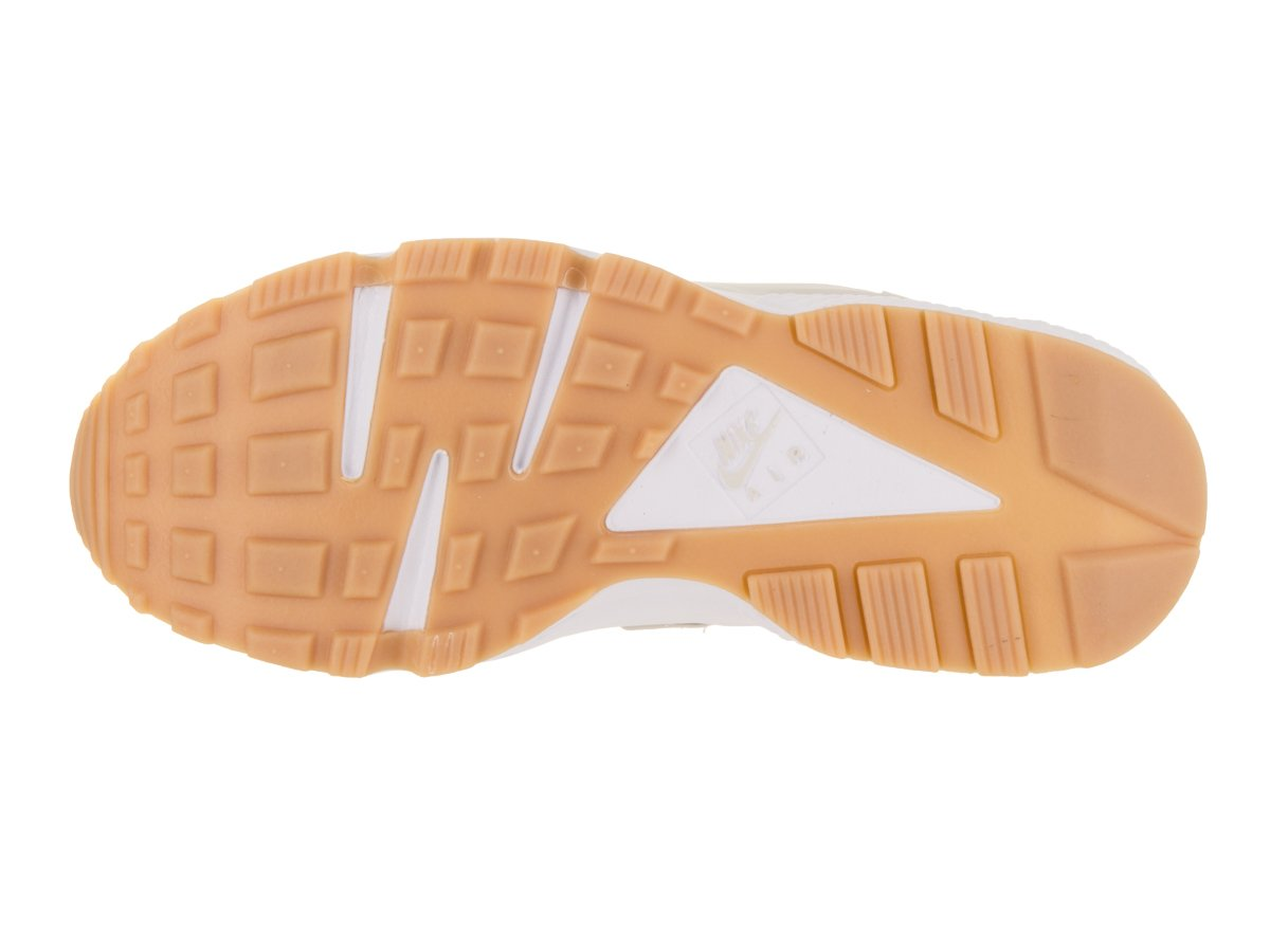 NIKE Women's Huarache Run SE B(M) Running Shoe B06Y6D9DVL 8 B(M) SE US|Light Bone / Light Bone dcdf48