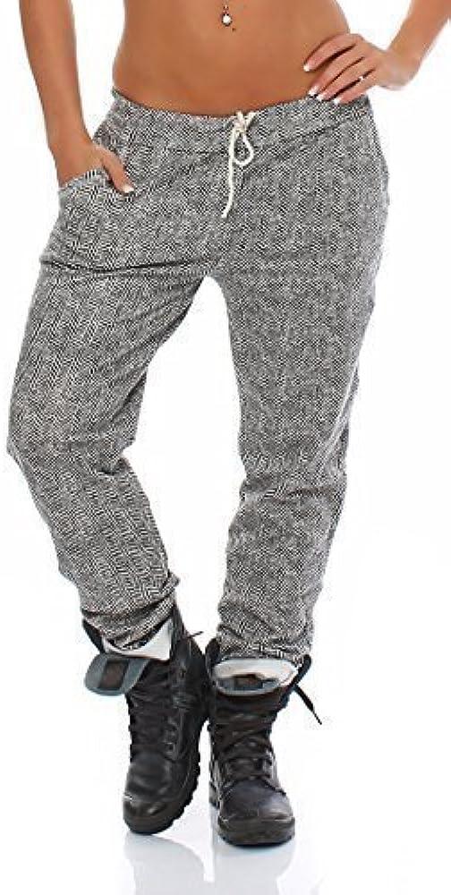 Moda italia Trendy pantalones de chándal para pantalones de mujer ...