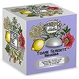 Provence d'Antan Tisane cube Sérénité BIO - coffret métal 24 sachets