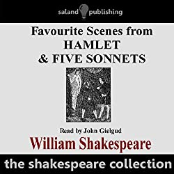 Favourite Scenes from 'Hamlet' and Five Sonnets