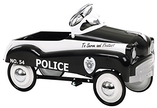 InStep Police Pedal Car by Instep (Image #1)
