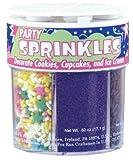 Fox Run Six Cell Party sugar-sprinklers