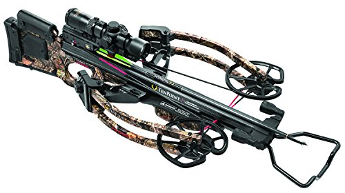 Tenpoint Carbon Nitro RDX Crossbow Package with Dedd Sled 50, One Size, Mossy Oak Country Camo