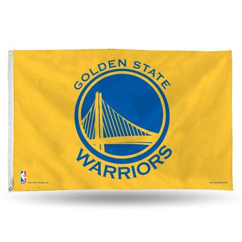 NBA Golden State Warriors 3-Foot by 5-Foot Banner