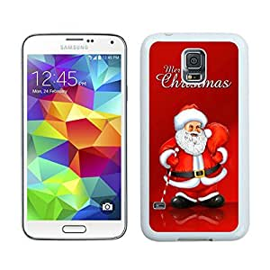 Personalize offerings Santa Claus White Samsung Galaxy S5 Case 18