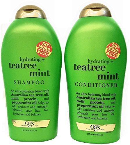 Organix Hydrating Shampoo Conditioner Large product image