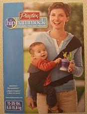 customer image amazon     playtex hip hammock standard black black   child      rh   amazon