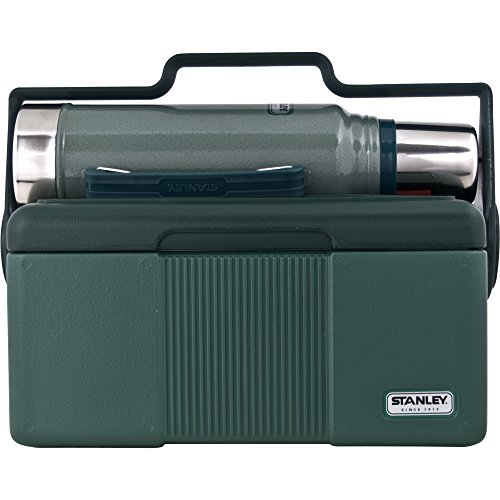 Stanley 7QT Heritage Cooler with Classic 1.1QT Vacuum Bottle,10-01026-005