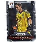 2016 Panini UEFA Euro Prizm #34 Iker Casillas Spain EURO 16 Soccer Futbol.