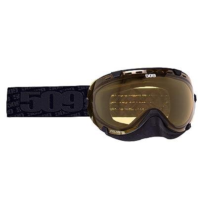 eb0ce168ca38 Amazon.com  509 Aviator Whiteout Goggle Polarized Yellow Tint Lens   Automotive