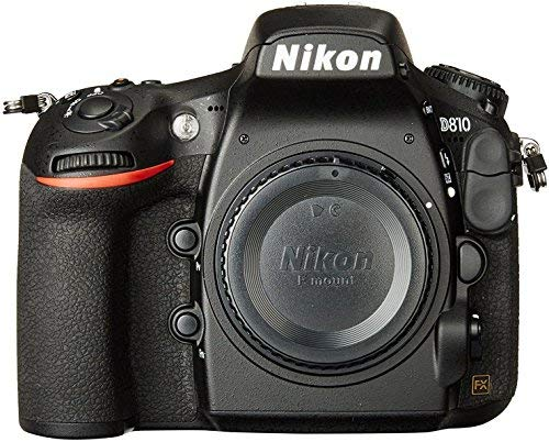 Nikon D810 Full-Frame Digital SLR Camera