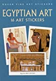 Egyptian Art: 16 Art Stickers (Dover Art Stickers)