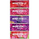 Doc Johnson Motion Lotion Elite Pouches Fishbowl Display