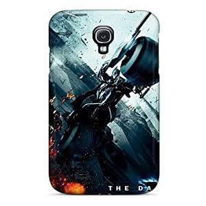 BHarries Scratch-free Phone Case For Galaxy S4- Retail Packaging - Batman