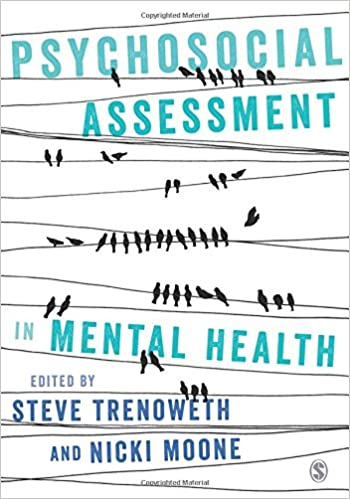 Psychosocial Assessment In Mental Health: 9781473912847: Medicine