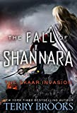 Book cover from The Skaar Invasion (The Fall of Shannara) by Terry Brooks