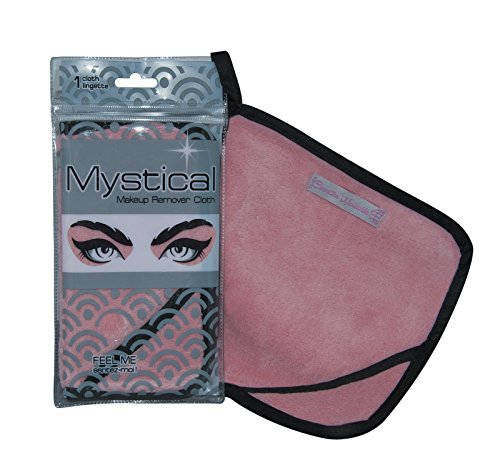Mystical Makeup Remover Cloth - Coral | Reusable Facial Cleansing Towel | Soft Award Winning Hydro Microbfiber Cloth