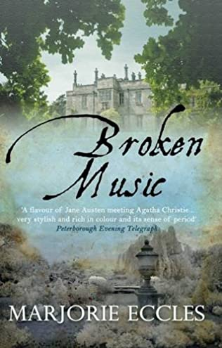 book cover of Broken Music