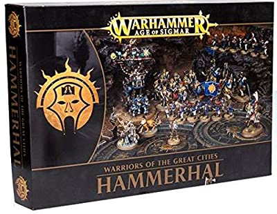 Warriors of the Great Cities: Hammerhal by Warhammer
