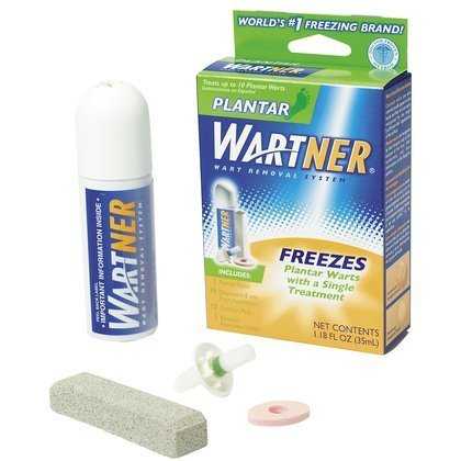 Wartner Wart Removal System - Wartner Cryogenic Wart Removal System, Original-12 applications by Wartner