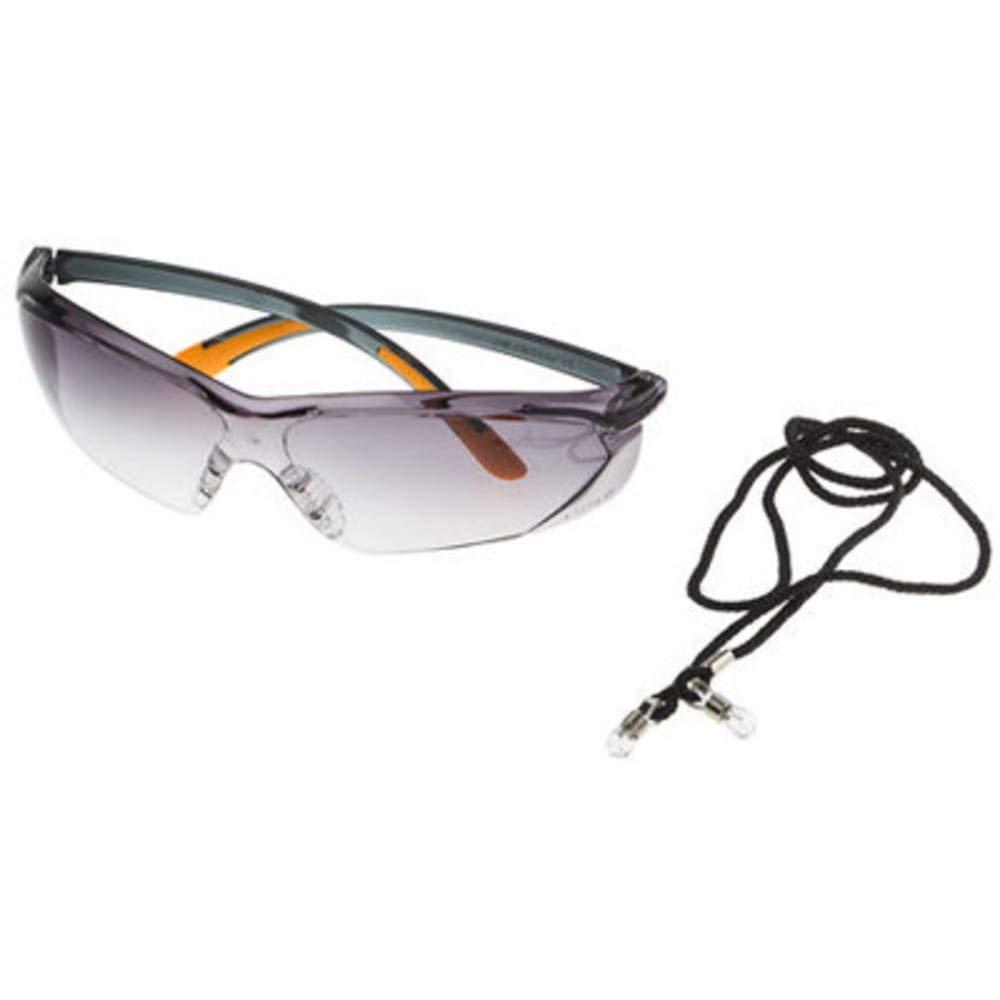 RS Pro Fossa Glasses; Smoke, Pack of 10