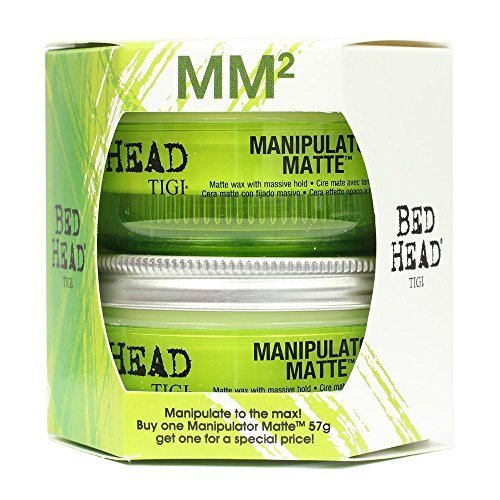 Bed Head Manipulator Matte TIGI Styling Unisex 2 oz (Pack of 3)