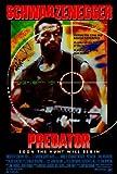 Predator Plakat Movie Poster (27 x 40 Inches - 69cm x 102cm) (1987)