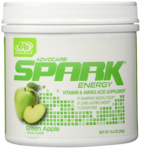 green apple spark energy drink - 1