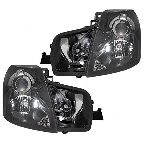 2006 cadillac cts headlights - 8