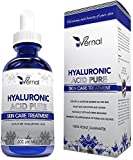 Hyaluronic Acid for Skin - 100% Pure Hyaluronic acid - Anti aging formula (2 oz)