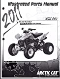 2011 Arctic Cat ATV DVX 300 Parts Manual P/N 2258-875 (407)