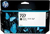 HP 727 130ml Ink Cartridge - B3P22A , Matte Black