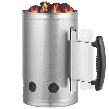 Encendedor de carbón para barbacoa Para encender la parrilla ...