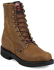 Justin Original Workboots Mens 769 6-Inch EH Work Boots