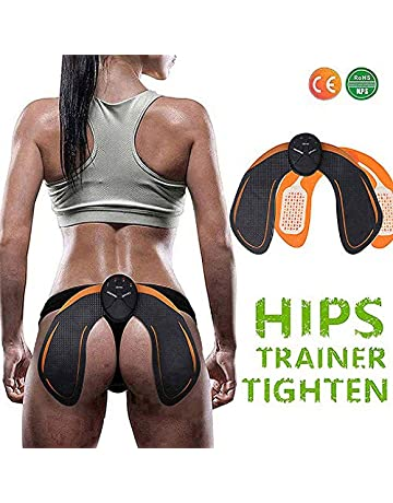 76dc2082bb4 Ben Belle ABS Stimulator Buttock Toner EMS Electrical Hips Trainer Abs  Trainer 6 Modes Smart Fitness