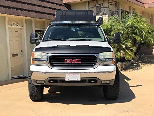 Cobra Auto Accessories Car Hood Bra Fits GMC Yukon XL Denali Sierra 2000 2001 2002 2003 2004 2005 2006