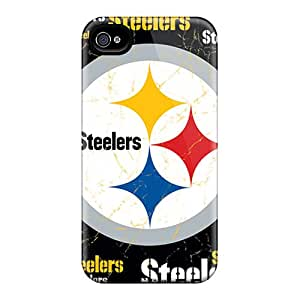 Bumper Cell-phone Hard Covers For Iphone 6 (aOd19768yDcK) Support Personal Customs Nice Pittsburgh Steelers Series