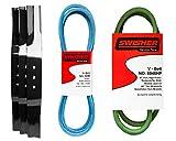 Swisher 21054 60 in. Finish Cut Service Kit