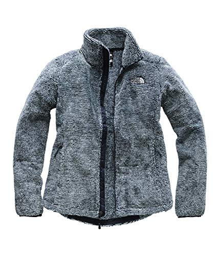 The North Face Women's Osito 2 Jacket Urban Navy/Blue Haze Stripe Small