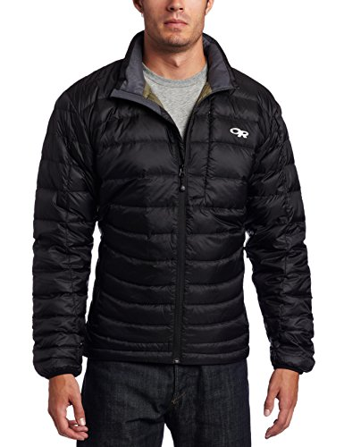 Outdoor Research Mens Transcendent Sweater (Black Medium)