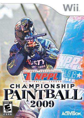 NPPL Championship Paintball 09 - Nintendo - Florida Blizzard Beach