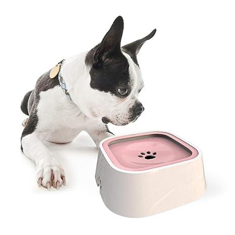 MonsterKill Recipiente de Agua para Perro/Dispensador para Mascota/Bebedero para Gatos - Mantener