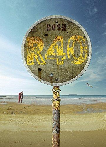 R40ラッシュ40周年記念DVD10枚組ハードカバー56Pブック仕様コレクターズエディション【数量限定生産500セット/日本語字幕付】 B00O7SJU3E